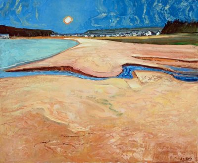 084 - The Beach, Pinware 20F